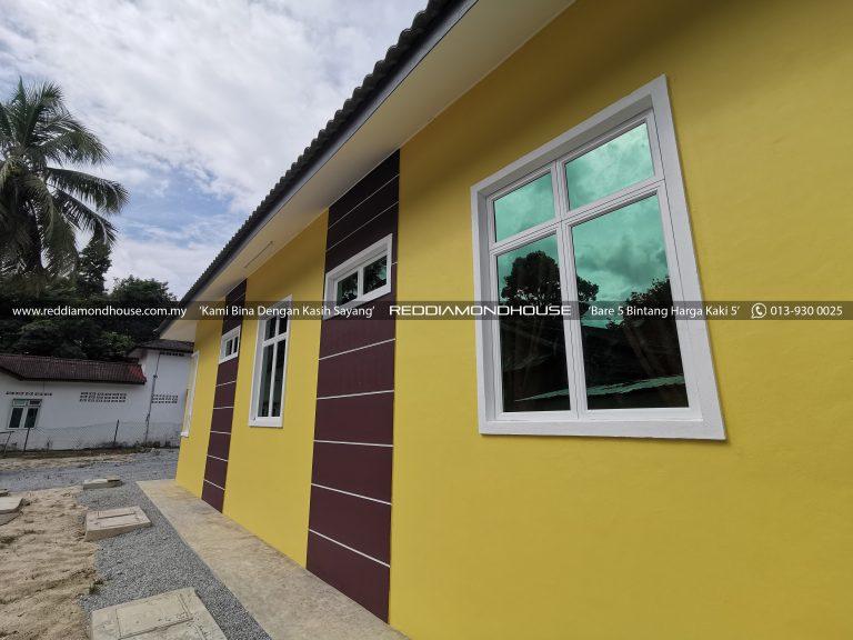Bina Rumah Atas Tanah Sendiri Panji Exterior 23