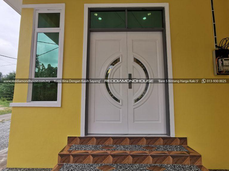 Bina Rumah Atas Tanah Sendiri Panji Pintu 02
