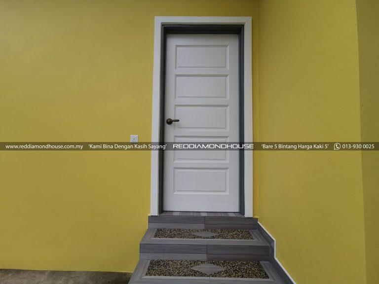 Bina Rumah Atas Tanah Sendiri Panji Pintu 03