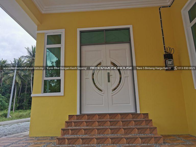Bina Rumah Atas Tanah Sendiri Panji Pintu 05
