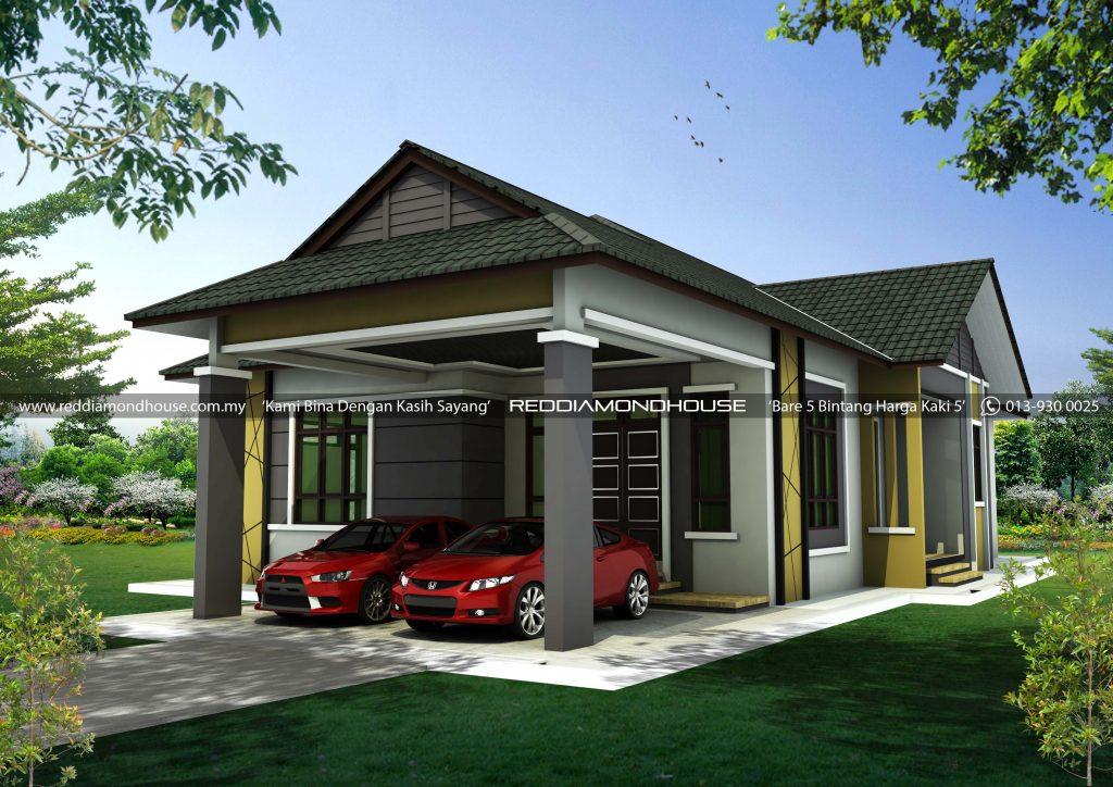 Bina Rumah Atas Tanah Sendiri 18012 01
