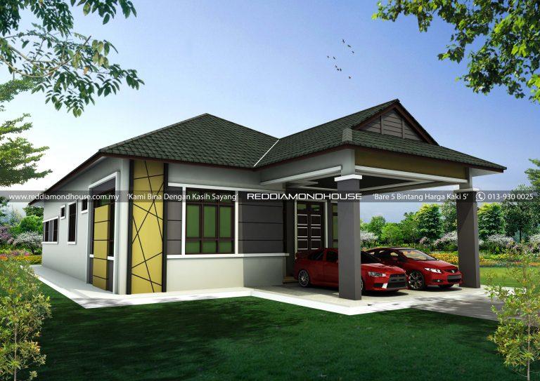 Bina Rumah Atas Tanah Sendiri 18012 02