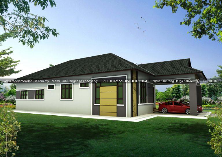 Bina Rumah Atas Tanah Sendiri 18012 03