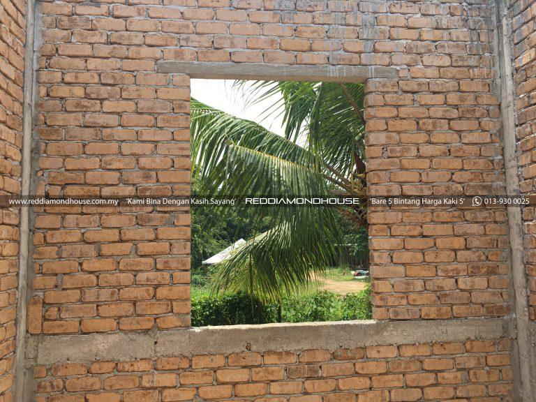 Bina Rumah Atas Tanah Sendiri Lintol 05