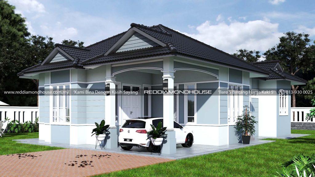 Bina Rumah Atas Tanah Sendiri RDHAZM.17.01-20.1757 3D02