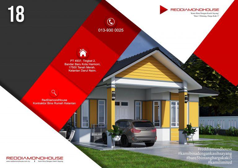 Bina Rumah Atas Tanah Sendiri RDHAZM.18.02-20.1548 Porfolio 01