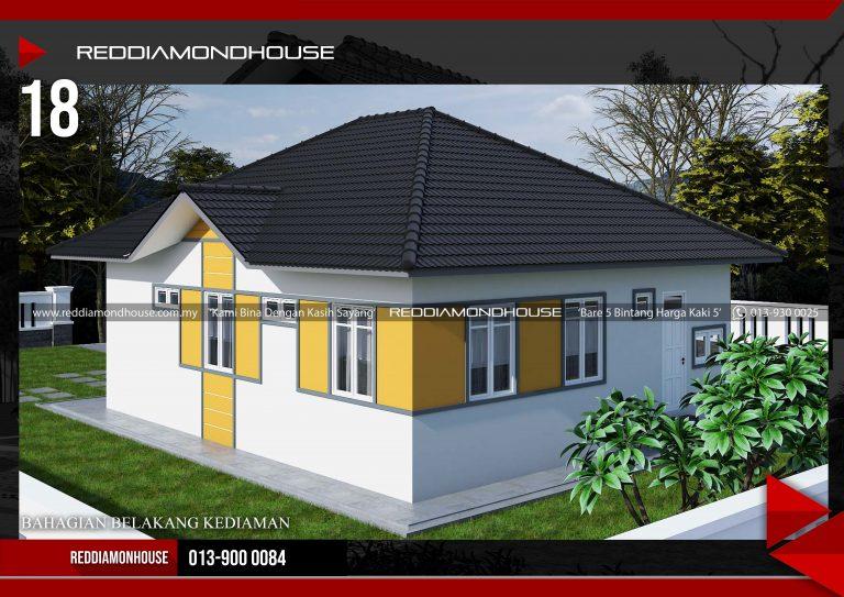 Bina Rumah Atas Tanah Sendiri RDHAZM.18.02-20.1548 Porfolio 04