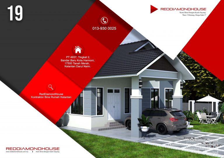 Bina Rumah Atas Tanah Sendiri RDHAZM.19.02-20.1500 Porfolio 01