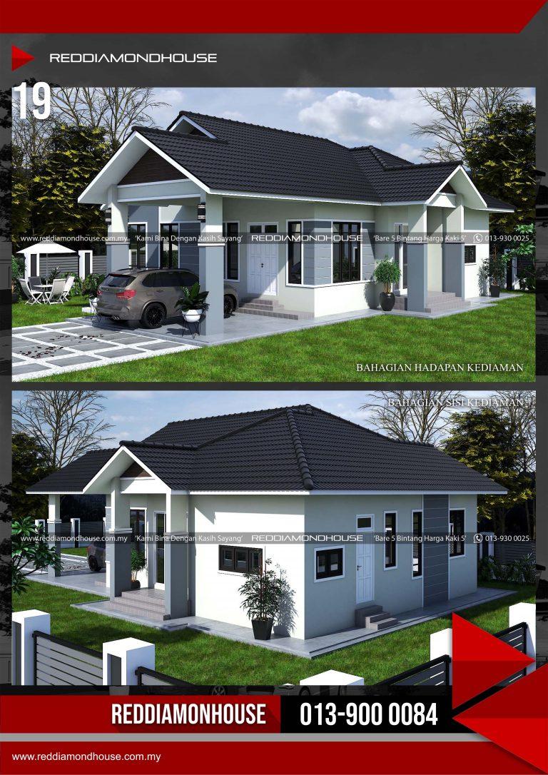 Bina Rumah Atas Tanah Sendiri RDHAZM.19.02-20.1500 Porfolio 03