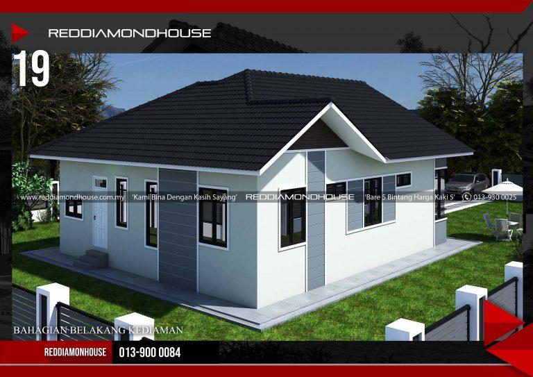 Bina Rumah Atas Tanah Sendiri RDHAZM.19.02-20.1500 Porfolio 04