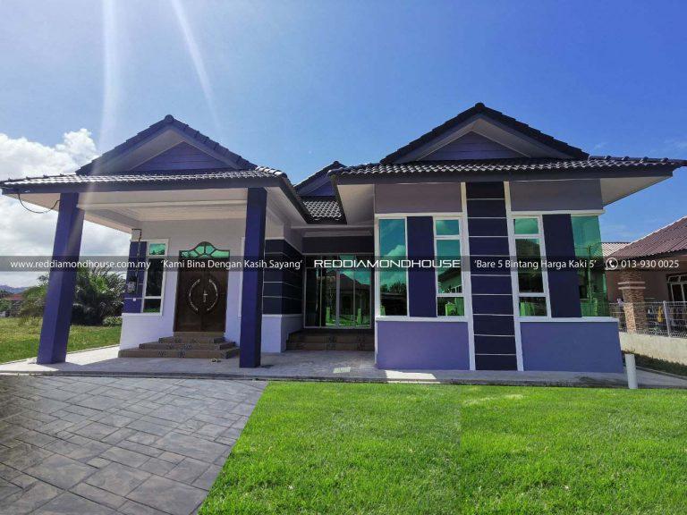 Bina Rumah Atas Tanah Sendiri 18011 Pahi Ext 01