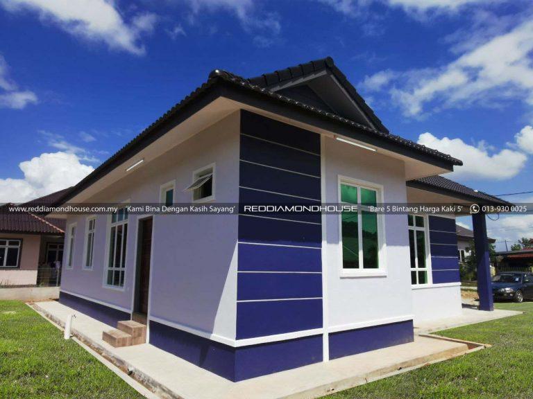 Bina Rumah Atas Tanah Sendiri 18011 Pahi Ext 05