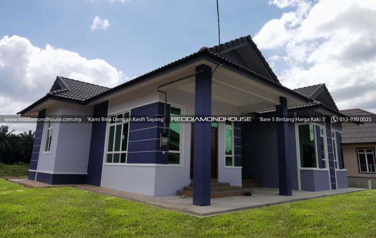 Bina Rumah Atas Tanah Sendiri 18011 Pahi Ext 06