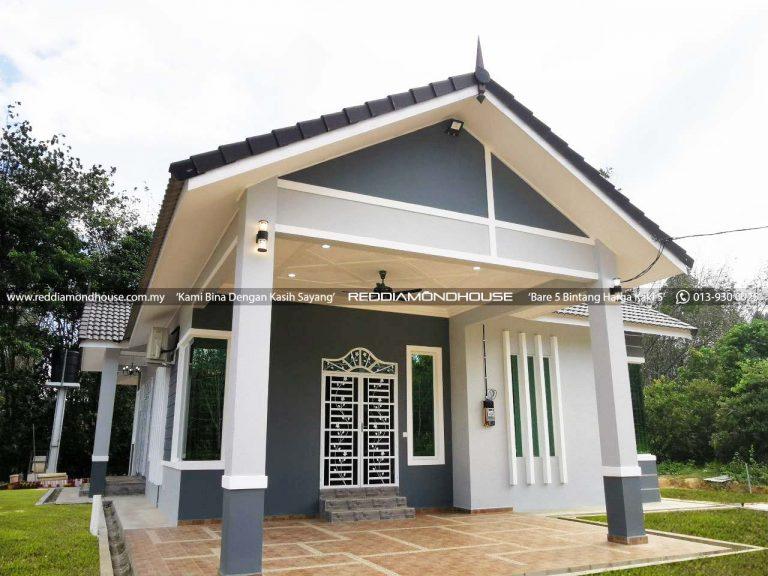 Bina Rumah Atas Tanah Sendiri Panyit Exterior 17