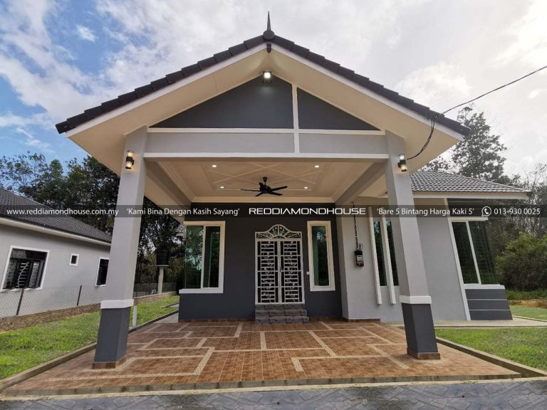 Bina Rumah Atas Tanah Sendiri Panyit Exterior cover