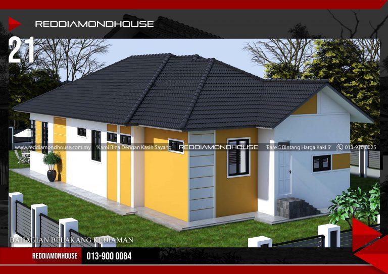 Bina Rumah Atas Tanah Sendiri RDHAZM.21.03-20.2502 Porfolio 04