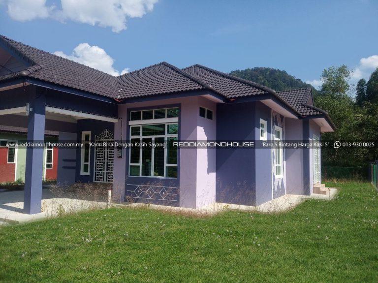 Bina Rumah Atas Tanah Sendiri 17003 TPI 03-01