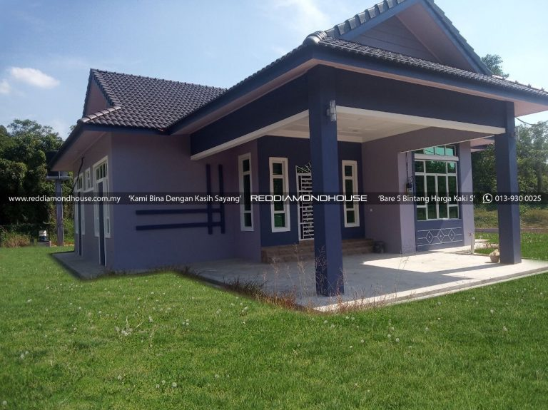 Bina Rumah Atas Tanah Sendiri 17003 TPI 03-02