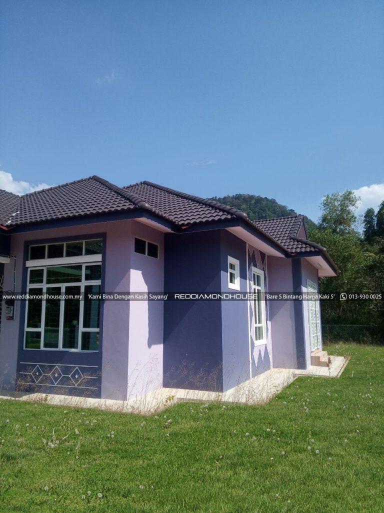 Bina Rumah Atas Tanah Sendiri 17003 TPI 03-03