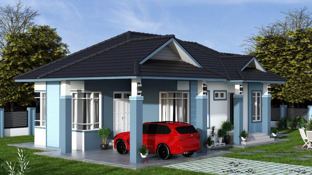 Bina Rumah Atas Tanah Sendiri 30